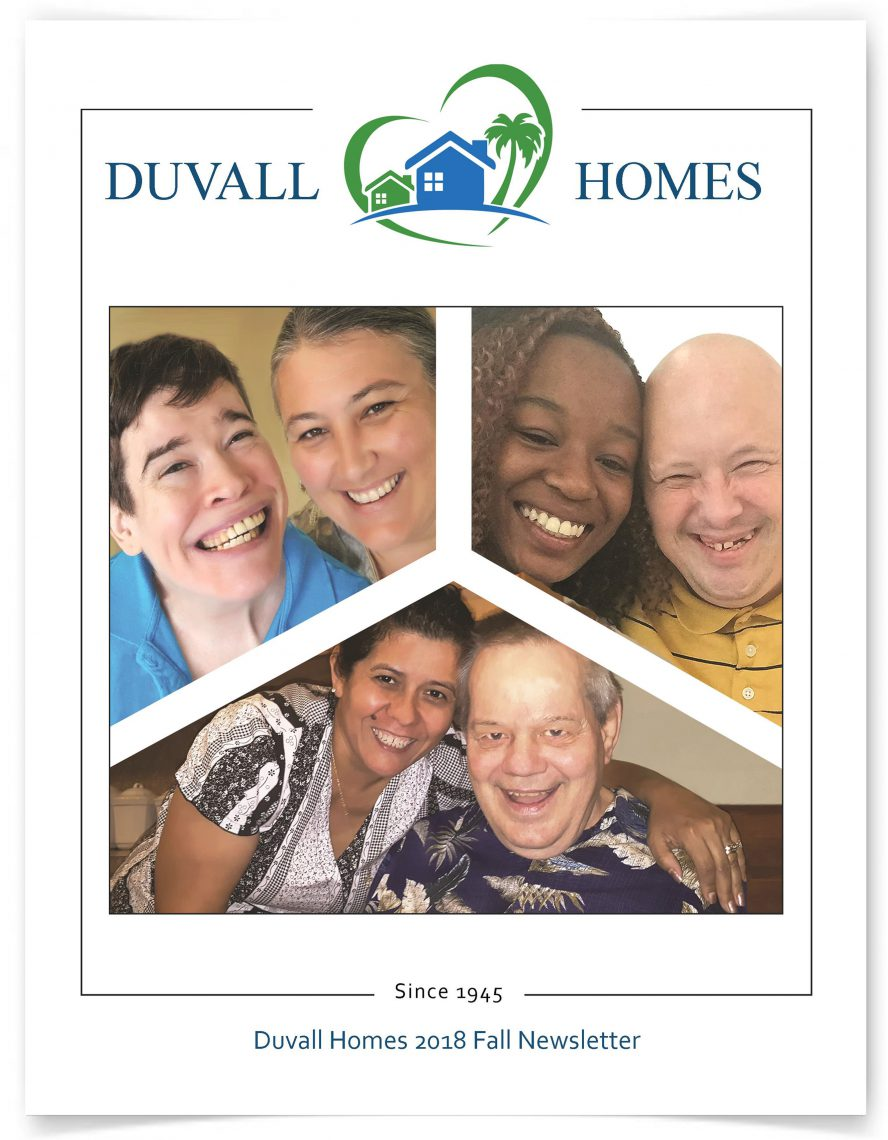 Duvall's 2018 Fall Newsletter