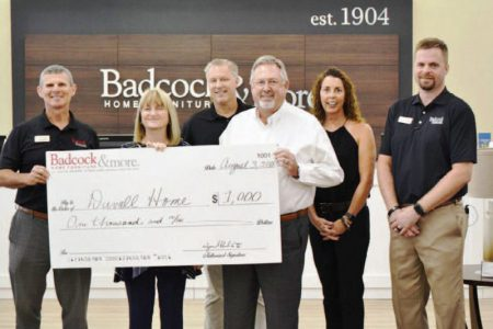 Store Owners Donate To Duvall Homes