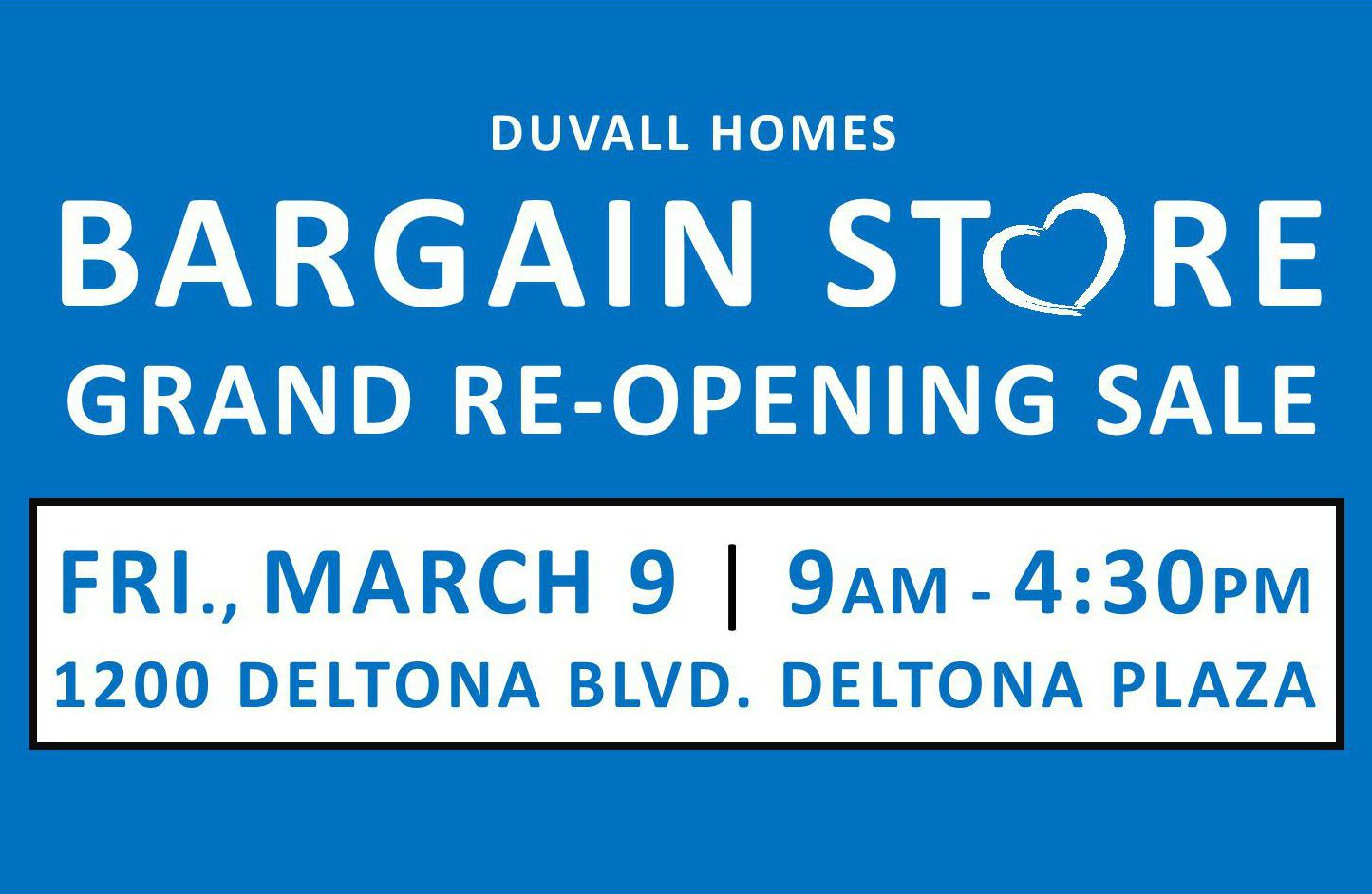 Deltona Bargain Store