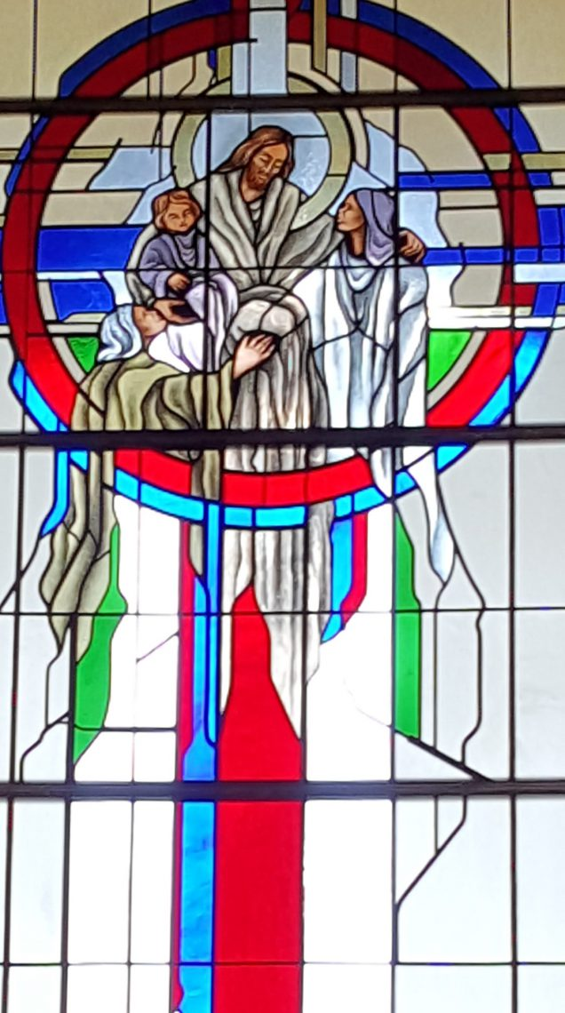 DH Chapel Stained Glass