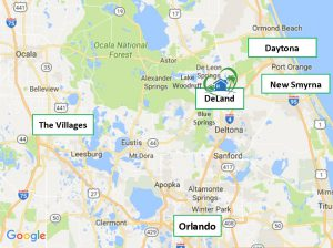 Duvall Homes DeLand