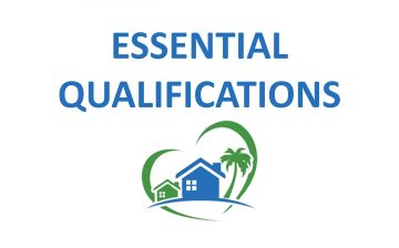 Duvall Homes Essential Qualifications