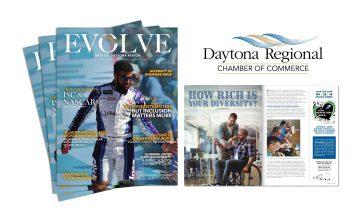 Evolve Magazine Daytona Chamber