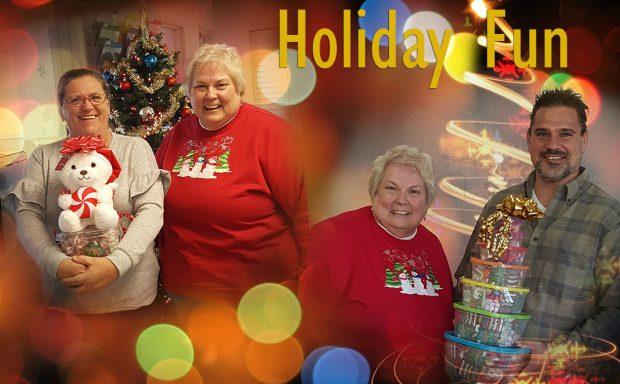Employee Holiday Fun
