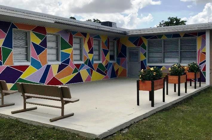 New Art Studio and Classroom Renovations