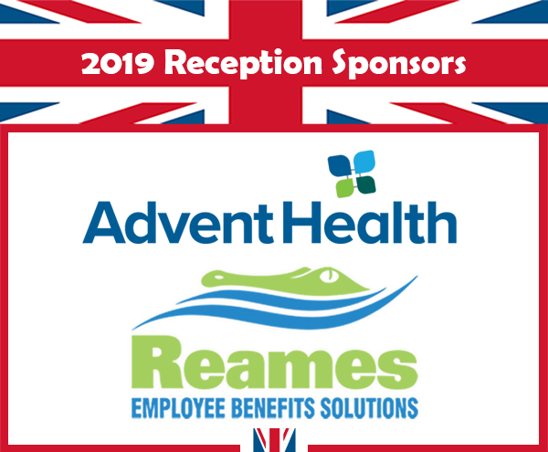 Reames Reception Sponsors